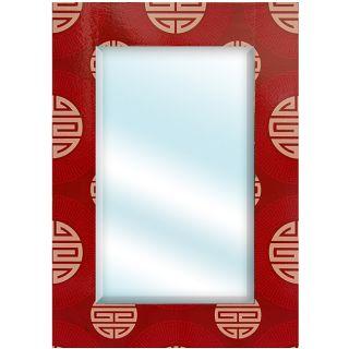 Red Shou Rectangular Mirror (China) Today $98.00 2.0 (2 reviews)