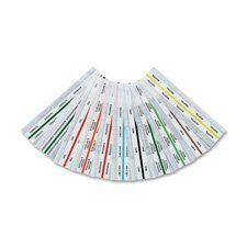 Tabbies 54539 Medical Chart Tabs, Progress Notes, 100/PK