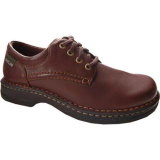 Mens Eastland Plainview Brown Leather