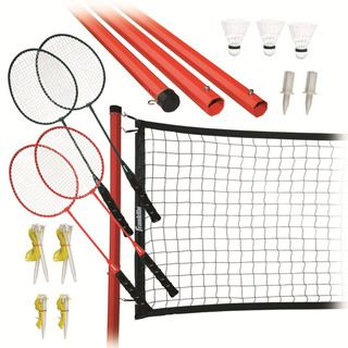 Franklin Sports Complete Classic Badminton Set for Four Players