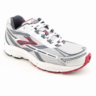 Brooks mens Dyad 5 Silver Wide Running Shoes