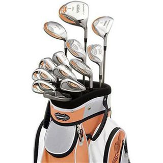 Adams A305 Tangerine Complete Golf Set