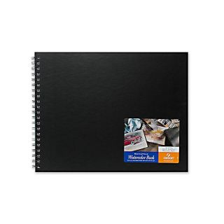 Canson 11 inch x 14 inch Montval Watercolor Paper Book Today $31.49