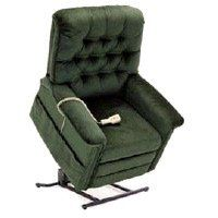 Pride Lift Chair Heritage Collection GL 358S   3 Position