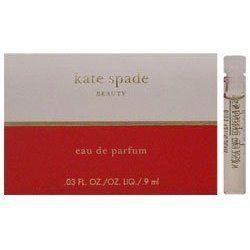 Kate Spade Perfume for Women 0.03 Oz Eau De Parfum Sampler