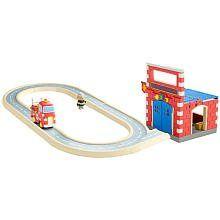 Richard Scarrys Busytown Fire Station Playset Toys