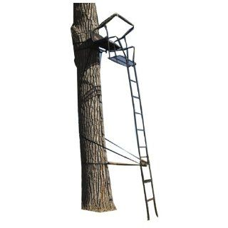 Big Game Big Buddy Ladder Stand (16 Feet): Sports