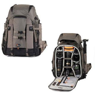 Lowepro ProTrekker 400 All weather Black/Mica Backpack