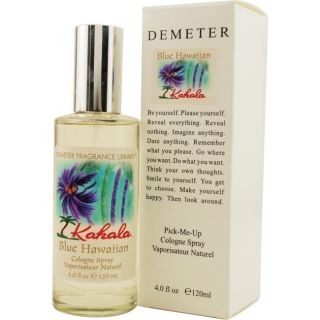 demeter demeter Kahala Womens 4 ounce Blue Hawaiian Cologne Spray