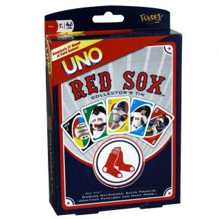 Boston Red Sox UNO Card Game