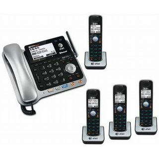 AT&T TL86109 DECT 6.0 2 line Bluetooth Phone Kit