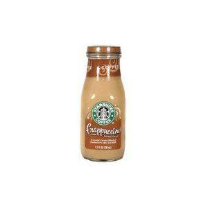 Starbucks Frappuccino, Coffee, 9.5 Oz. Glass Bottles / 12 PK