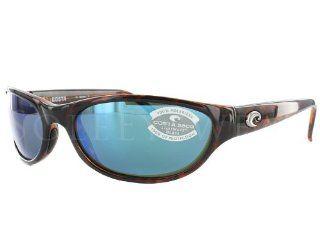 Costa Del Mar Triple Tail 580 Glass Mirror Lens sunglasses
