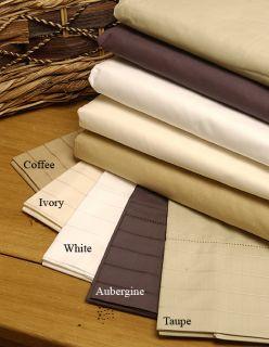 Milano 310 TC Egyptian Cotton Luxury Sheet Set made in Italy