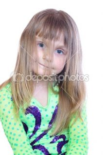 Serene cute little girl  Stock Photo © Cherry Merry #1215161