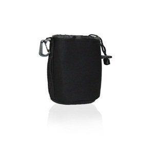 Helloo Water resistant Neoprene Soft Camera lens Case Bag