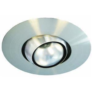 Thomas Lighting TR221BN 7in. Eyeball Recessed Lighting Trim (8