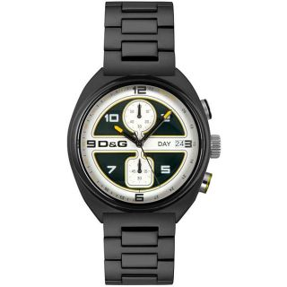 Dolce & Gabbana Mens Song Chronograph Watch