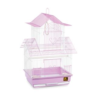 Prevue Pet Products Shanghai Lilac and White Parakeet Cage Today $39