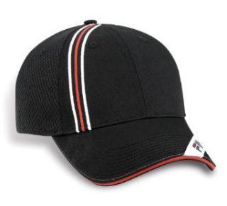 Fila Golf Potenza Cap,Black Clothing