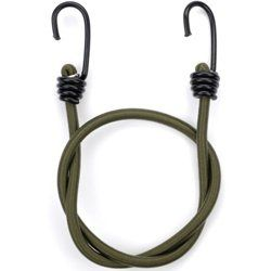 Proforce Heavy Duty Bungee Cords Olive 30 Inch Long With