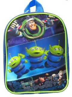 Toy Story 3 Alien Kids Mini Toddler Backpack 10 Inch Toys