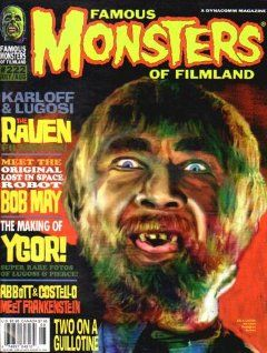 FAMOUS MONSTERS OF FILMLAND   Number 222   July August 1998 Ray