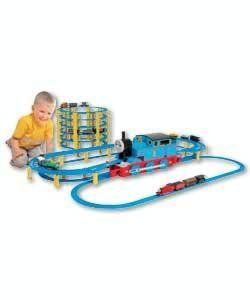 Thomas Talk N Action Set Toys & Games