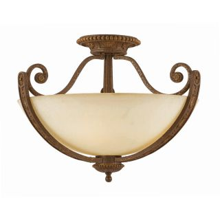 Ambassador 4 light Morrocan Bronze Pendant