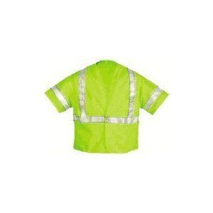 Class III High Visibility Reflective Safety Vest   in your