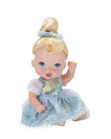 Disney Baby Princess Cinderella Royal Nursery Doll Toys