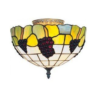 Lighting Grapevine Semi Flush Mount model number 224 VA ceiling