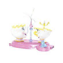Disney Princess Enchanted Playground Teacups Playset