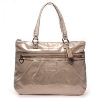 Coach Signature Daisy Glam Shopper Bag Purse Tote 20026