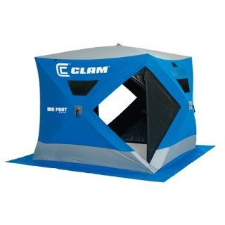 Clam Big Foot XL2000 (7.5 x 7.5) 2 3 man Ice Fishing