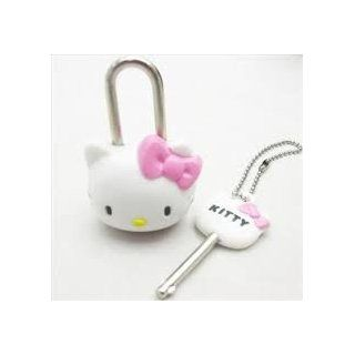 Hello Kitty Cartoon Mini Lock with Key Safety: Everything