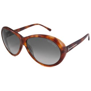 Tom Ford Womens TF0202 Geraldine Oval Sunglasses Today $147.99