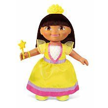 Fisher Price Talking Fairytale Adventure Dora the Explorer