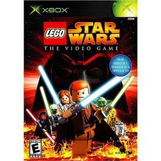 Lego Star Wars Xbox Eidos Video Games