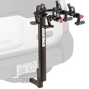 Yakima DoubleDown 4 Bike Hitch Mount Rack: Sports
