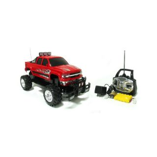 Blaze Chevy Silverado Electric RTR RC Truck