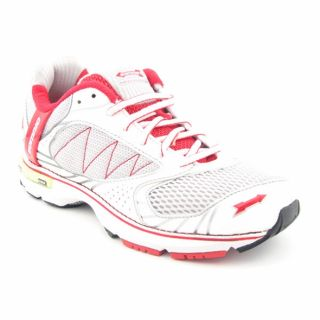 Somnio Womens Runaissance Gray/White/Red Running Shoes