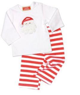 Mud Pie Baby Santa Two Piece Play Set, 0 6 Months