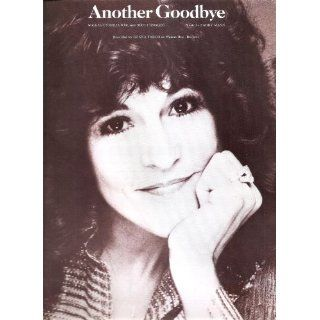 com Sheet Music 1978 Another Goodbye Donna Fargo 221 Everything Else