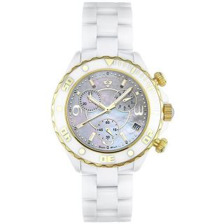 Swiss Legend Mens Karamica Chronograph Watch
