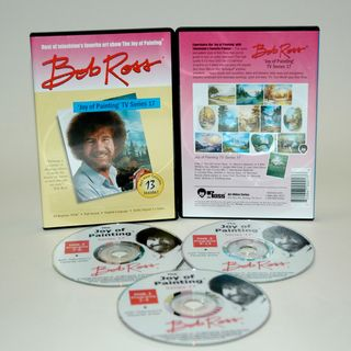 Weber Bob Ross DVD Joy of Painting Series 17