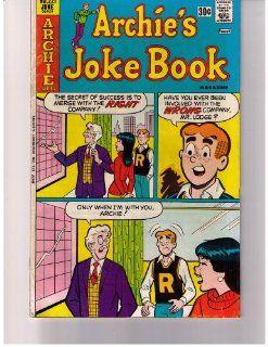 Archies Joke Book No. 221 June 1976 (Archie in Mucho