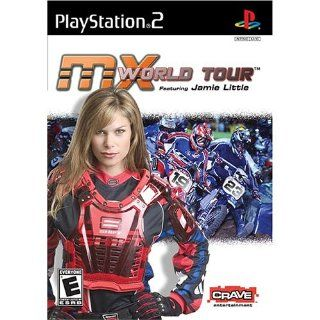 MX World Tour Featuring Jamie Little Video Games