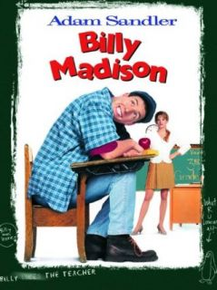 Billy Madison Adam Sandler, Norm MacDonald, Bridgette