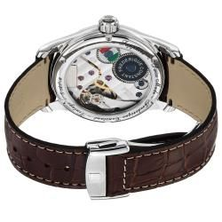 Frederique Constant Mens Vintage Rally Silver Dial Automatic Watch